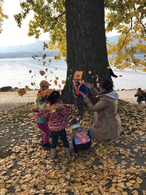 Bild 32: KITA Little Frogs Zürich, Impressionen Kinderbetreuung