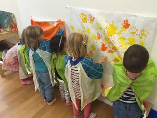 Bild 8: KITA Little Frogs Zürich, Impressionen Kinderbetreuung