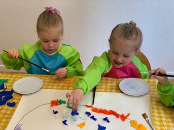 Bild 28: KITA Little Frogs Zürich, Impressionen Kinderbetreuung