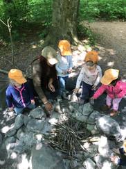 Bild 9: KITA Little Frogs Zürich, Impressionen Kinderbetreuung