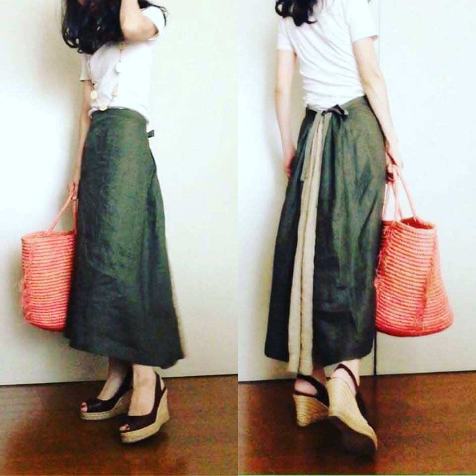 オリジナルスカート