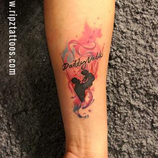 Father-child-tattoo-by-ripz-tattoo
