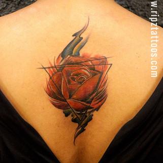 Rose-tattoo-by-ripz-tattoo