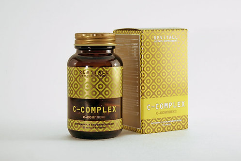 REVITALL C-COMPLEX, 60 КАПСУЛ