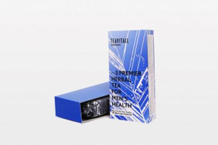 TEAVITALL EXPRESS PREMIER 3, 30 ФИЛЬТР-ПАКЕТОВ напиток для мужского здоровья