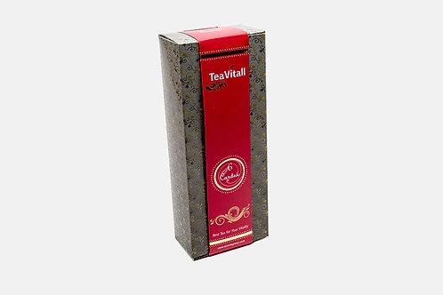TEAVITALL СARDEX 6 ПАЧКА 100 Г Чайный напиток для сердечно-сосудистой системы