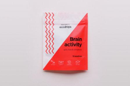 HEALTHBERRY ECODROPS BRAIN ACTIVITY