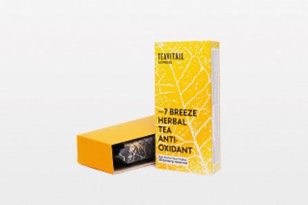 TEAVITALL EXPRESS BREEZE 7, 30 ФИЛЬТР-ПАКЕТОВ напиток антиоксидантный
