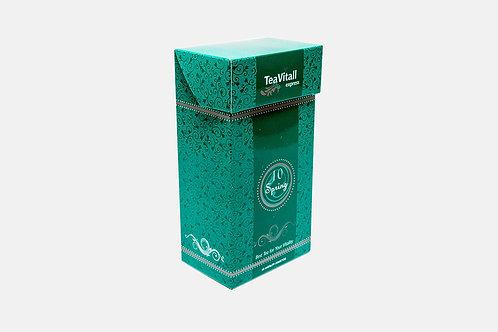 TEAVITALL EXPRESS SPRING 10 В ФИЛЬТР-ПАКЕТАХ, 40 ШТ. Напиток почечный