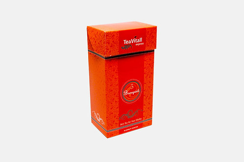 TEAVITALL EXPRESS BANQUET 5 В ФИЛЬТР-ПАКЕТАХ, 40  ШТ.Напиток для пищеварения