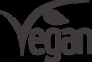 Vegan化粧品のロゴ