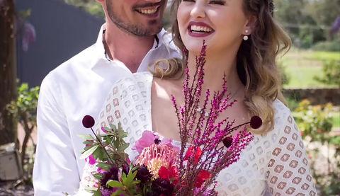 An Avocados Wedding