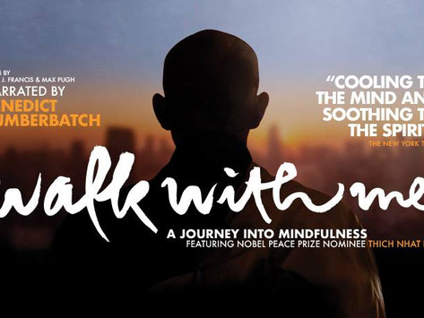 Film Review - Walk With Me