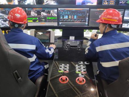 XINHUA SILK ROAD: NOVA TECNOLOGIA DE MINERAÇÃO DE CARVÃO É DESTAQUE NA CHINA COAL & MINING EXPO