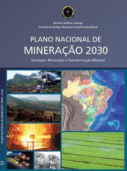 O Plano Nacional de Mineração 2030