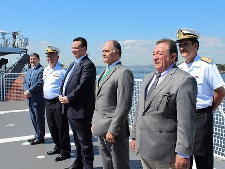 CPRM PASSA A INTEGRAR COMITÊ DE GOVERNANÇA DO NAVIO DE PESQUISA HIDROCEANOGRÁFICO VITAL DE OLIVEIRA