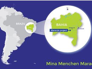 MINA DE VANÁDIO EM MARACÁS – BAHIA- BRASIL