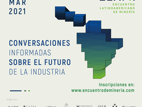 Encontro Latino-Americano de Mineração