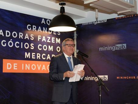 BRASIL INAUGURA 1º HUB DE INOVAÇÃO PARA A INDÚSTRIA MINERAL
