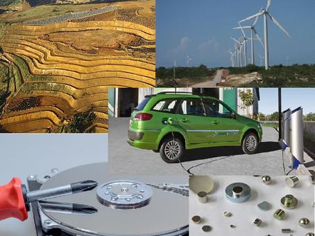 PESQUISA E TECNOLOGIA: EM BUSCA DOS SUPERÍMÃS BRASILEIROS