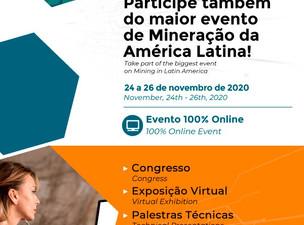EXPOSIBRAM 2020 SERÁ 100% ONLINE