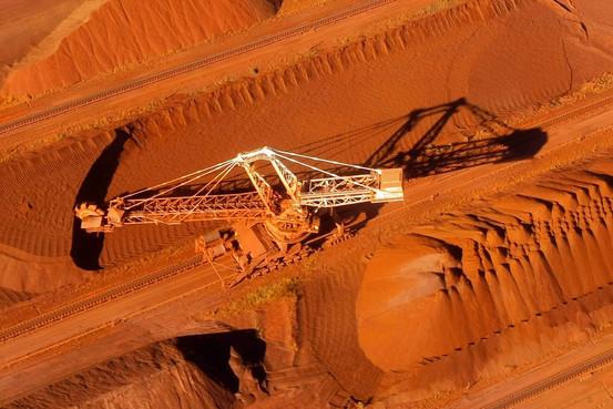 minério de ferro, minería, mining, mineração