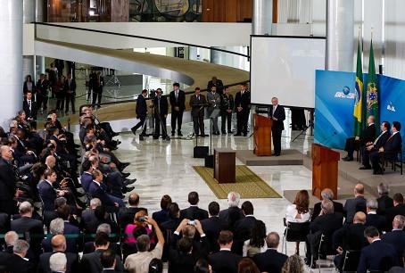 GOVERNO FEDERAL ANUNCIA PROGRAMA DE REVITALIZAÇÃO DA INDÚSTRIA MINERAL BRASILEIRA