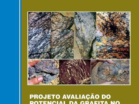 PROJETO DO SERVIÇO GEOLÓGICO REVELA POTENCIAL DA GRAFITA NO BRASIL