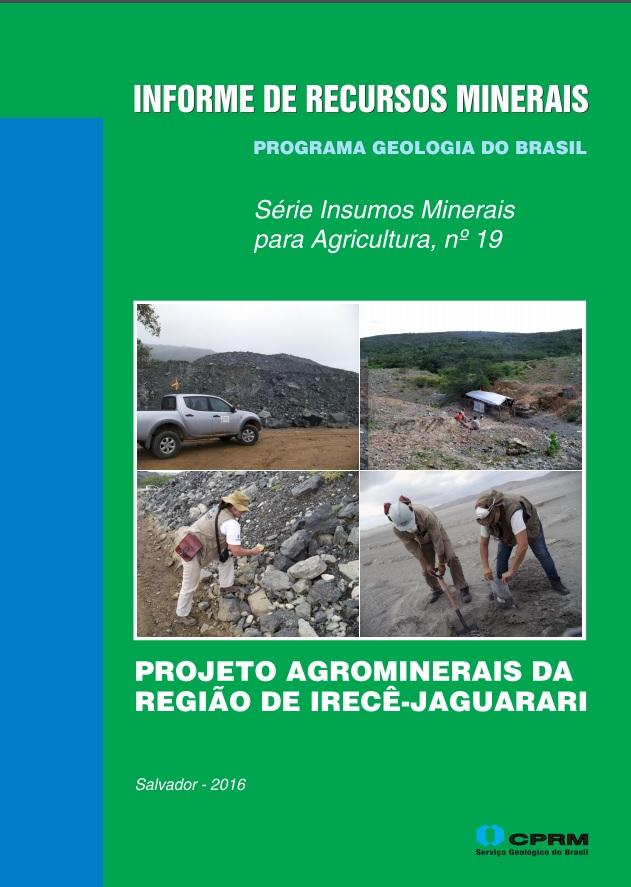 PROJETO AGROMINERAIS DA REGIÃO DE IR