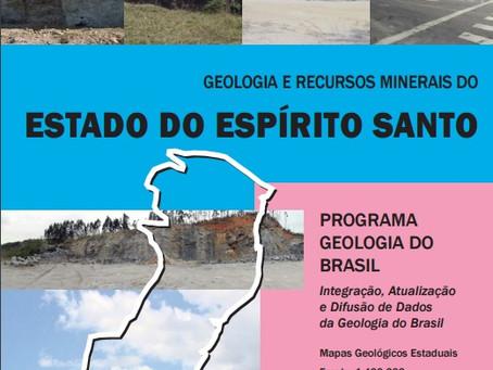 PESQUISA: GEOLOGIA E RECURSOS MINERAIS DO ESTADO DO ESPÍRITO SANTO