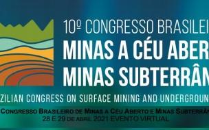 Congresso Brasileiro de Minas a Céu Aberto e Minas Subterrâneas (CBMINA)