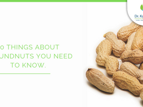 10 things about ground nuts you didn't know.