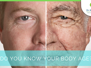 Do you know your body age?