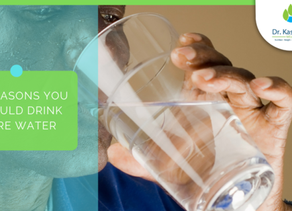 10 reasons you should drink more water