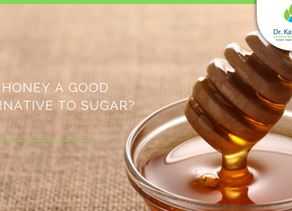 Is honey a good alternative to Sugar ?And does it have any benefits or not?