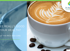 Is coffee really good for your health? Find out the pros and cons