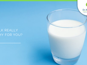 Is Milk Really Good For You?