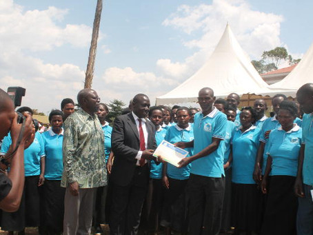 Awarding Certificates for Adult Education Learners