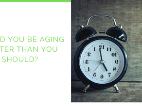 Could you be aging faster than you should? What are the risks?
