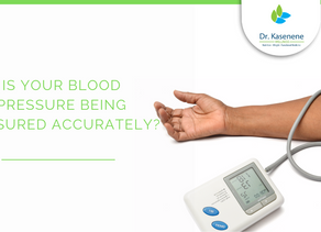 Is your blood pressure being measured accurately?