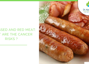 Processed and red meat: What are the cancer risks?