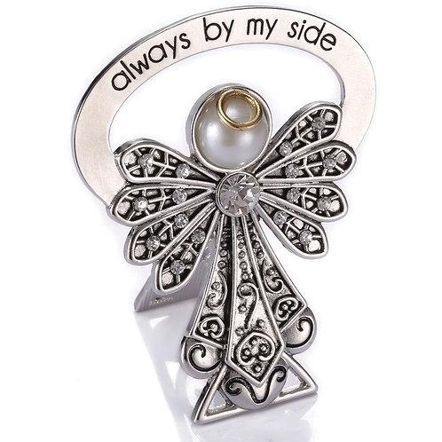 Bedside Angel, Crystal Wings