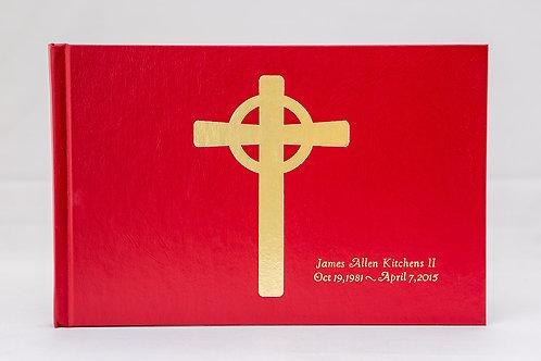 Guest Book for Weddings, Memorials/Funerals