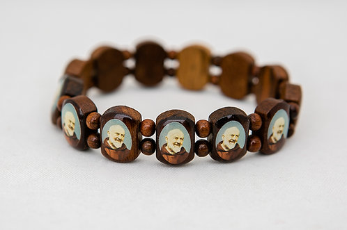 St. Padre Pio Bracelet