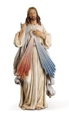 "10""H Divine Mercy Figure"