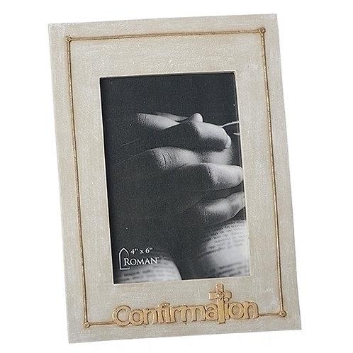 Confirmation Frame 4x6