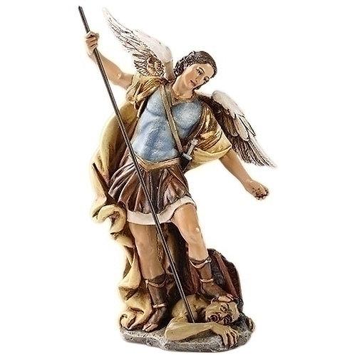 "St. Michael Figure, 7"""