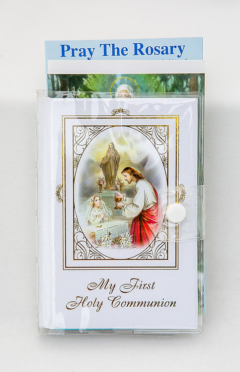 Communion Missal Gift Set, Girl