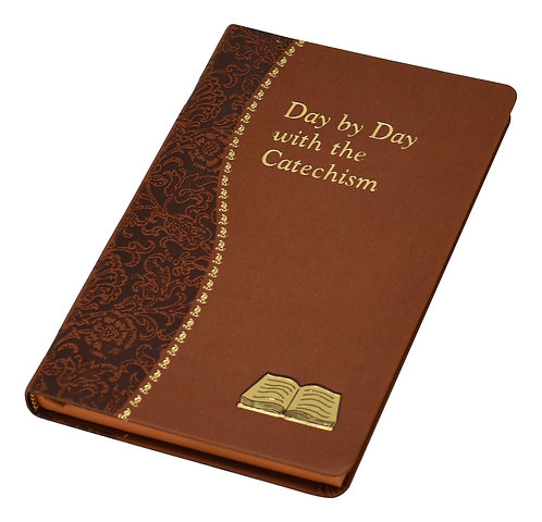 Day By Day With The Catechism/ExcerptS from The Catechism, Tan