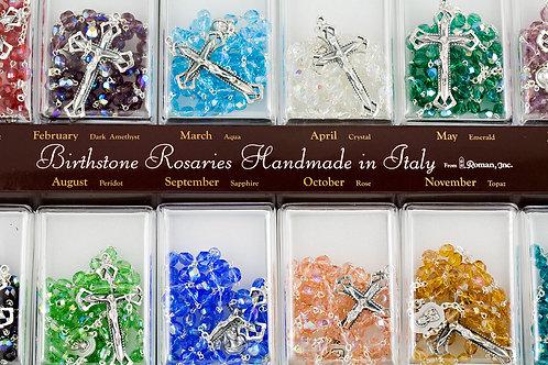 Birthstone Rosaries